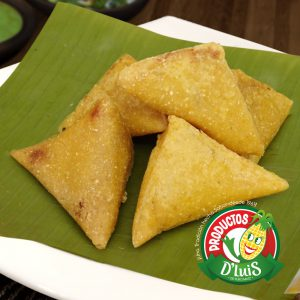 Empanada Triangular de Carne