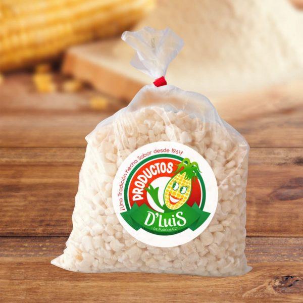 maiz trillado