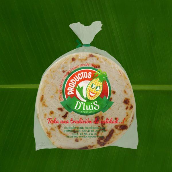 arepa super especial con queso