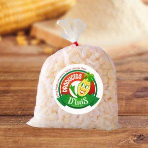 maiz cocido mote